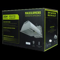 Luminaria LEC 315W Maxilumens