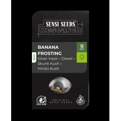 banana frosting sensi seeds...