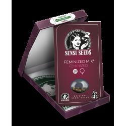 feminized mix sensi seeds...