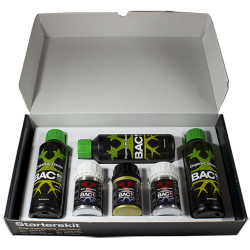Kit Organic Starters BAC