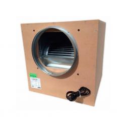 Caja Extractora Madera Isobox