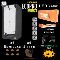 Kit Armario Completo LED 240W